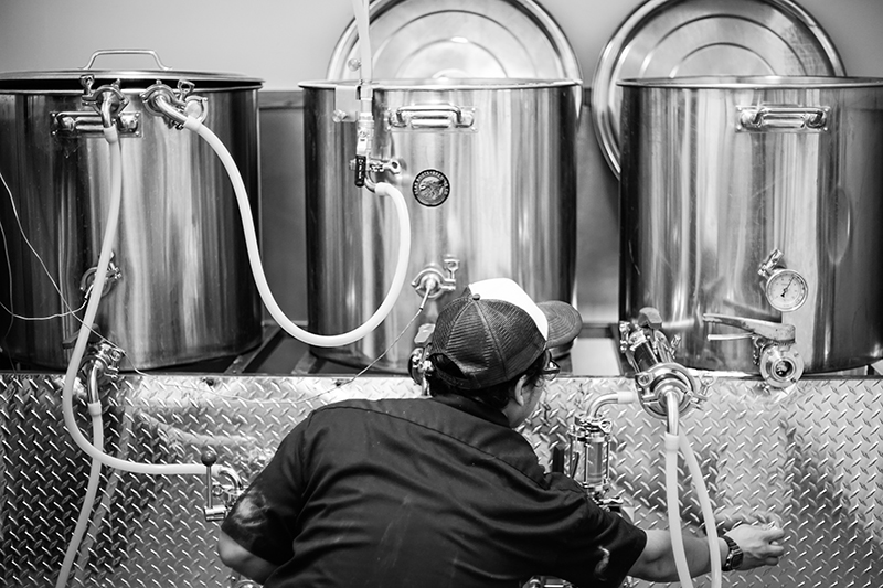 brew on premise