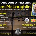 BrewHaHa Comedy with Dallas McLaughlin