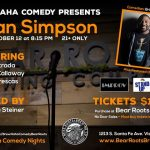 BrewHaHa Comedy with Brian Simpson